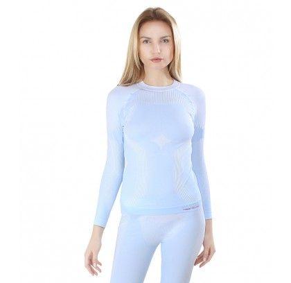 Damska koszulka termoaktywna bezszwowa ProClima